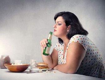 真有喝水都会胖的人?肉肉怎么减下去