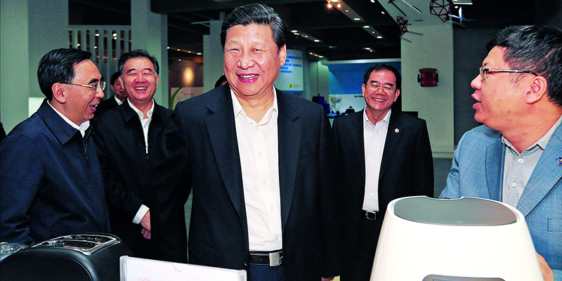 珠水两岸,新理念引领广东新发展