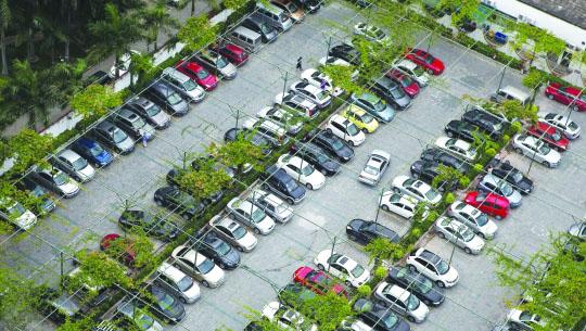 深圳力争到2020年累计新增40万个以上停车位