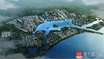 """多张东莞滨海湾新区实景图曝光!这里经济的""""爆发""""需要等几年?"""