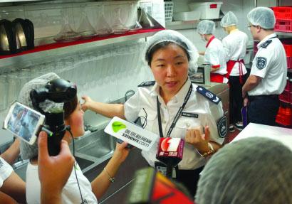 星期三查餐厅开创食品安全执法新模式