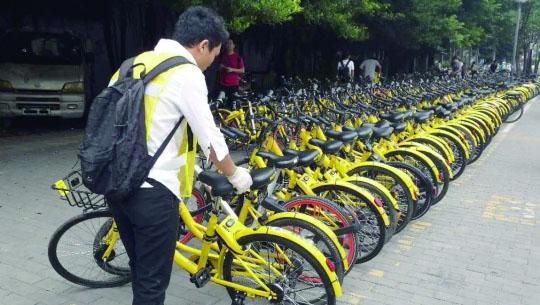 原来共享单车是这样调度的