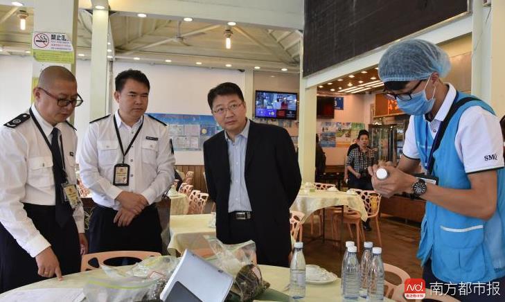 """深圳这2家餐厅被突击""""回头查"""" 有家升级有家还不行!"""