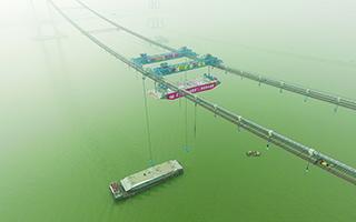 虎门二桥或明年上半年提前通车