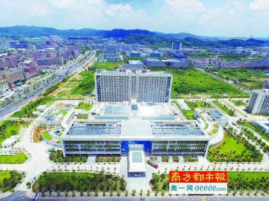 光明新区又添利好!华南地区单体规模最大医院本月开业