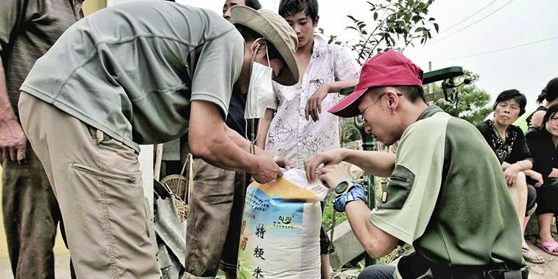 深圳山地救援队的十年蝶变