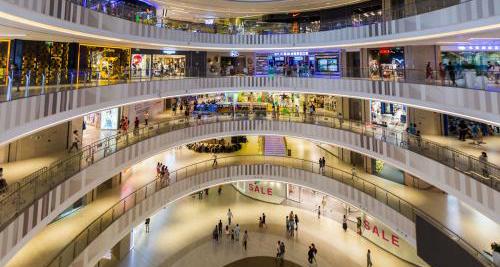 购物中心转型,吸引人流是硬道理