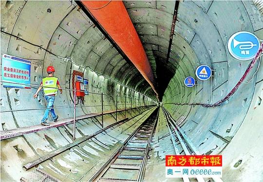 看看龙华规划新增哪5条地铁