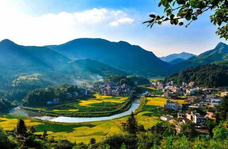 揭西县旅游宣传推介会走进鹏城,展现绿色揭西