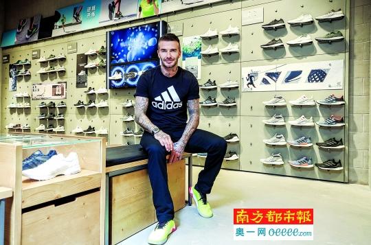 阿迪达斯三里屯品牌中心在京焕新开启