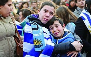 你是不是对乌拉圭有误解?或者根本就谈不上了解