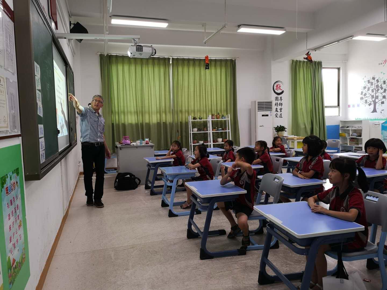 龙岗这所民办国际学校厉害了 有家长专门把孩子从老家接来报读