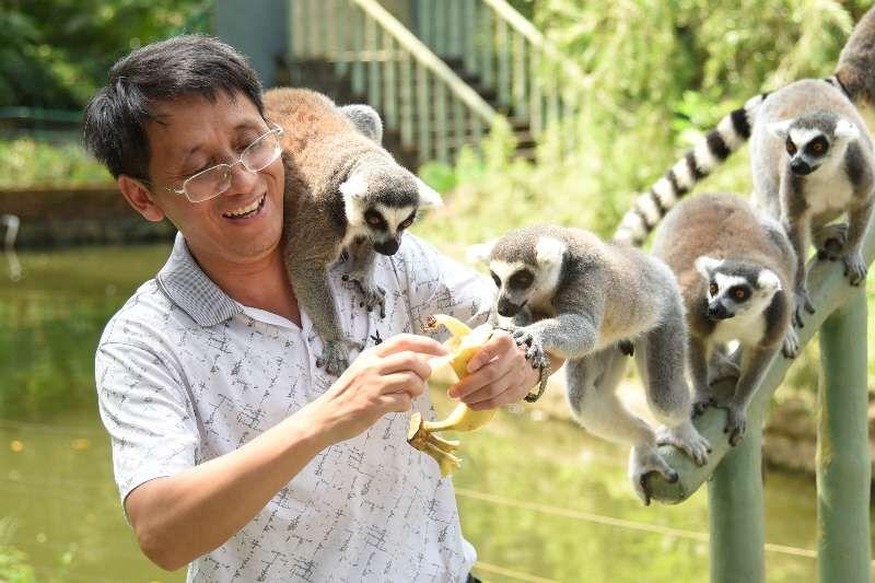 西华师范大学携手深圳野生动物园共建教学和科研实践基地