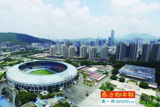 深圳市体育中心拟改造 新场馆高大上