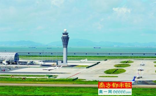 深圳将建海滨大道机场段工程 连接宝安国际机场与沿江高速