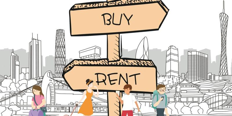 广州近300万租客 租房房源约120万套