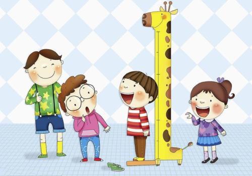 """孩子身高受啥影响?解开""""高人一等""""的秘密"""