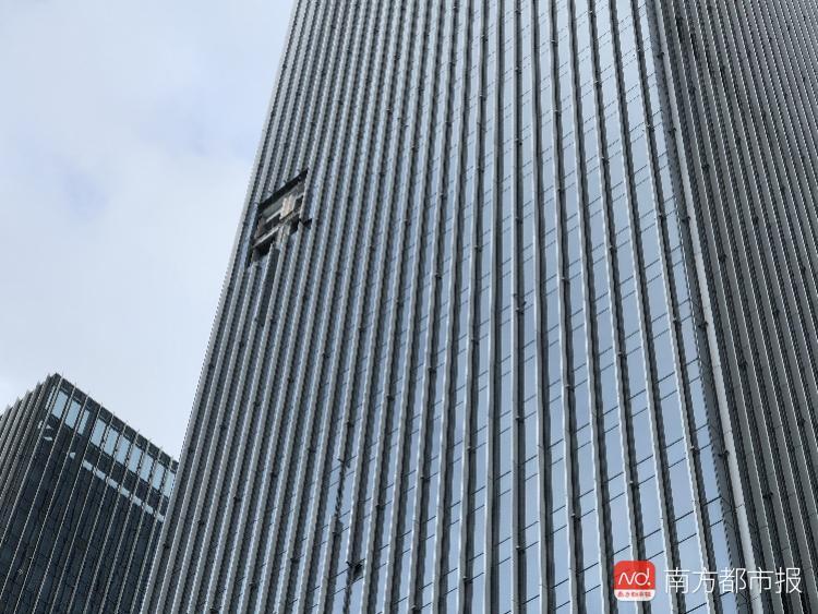 深圳国开行大厦玻璃幕墙掉落是天灾还是人祸?