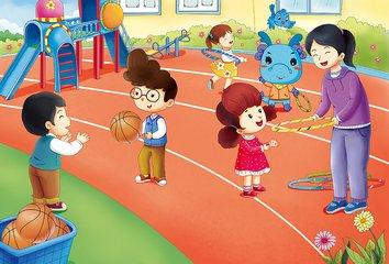 幼儿园该教啥? 以游戏为基本活动激发幼儿兴趣