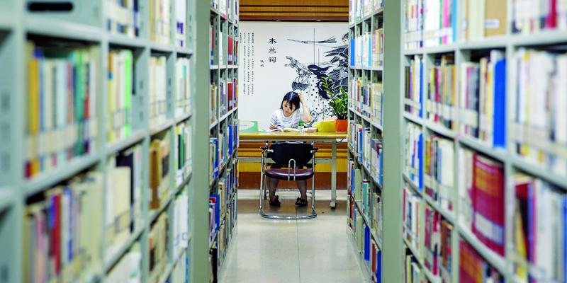 社区图书馆太陈旧?广州安排逾490万改造资金,有你家附近的吗