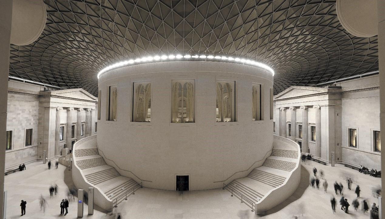 云端的大英博物馆·体验馆10月26日正式开幕!