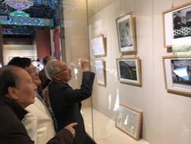 回归与传承——袁浩、张文绘画作品展在北京北海公园禅福寺开幕