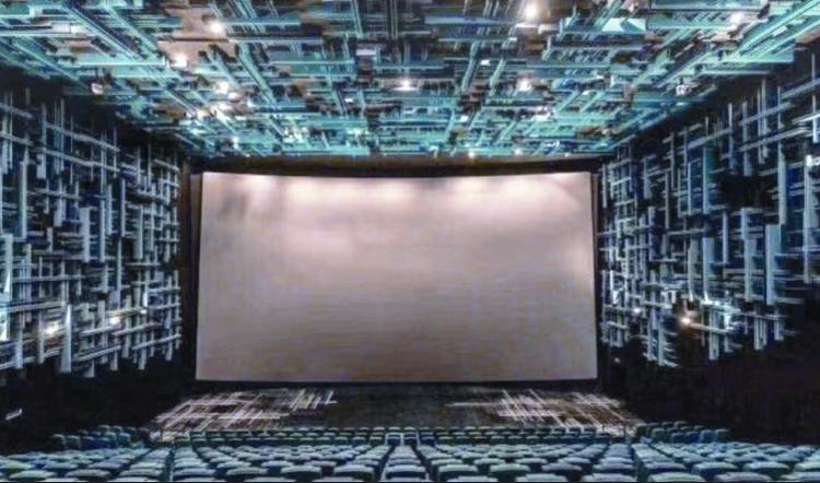深圳最大IMAX影厅引网友拍照,看点都有哪些?