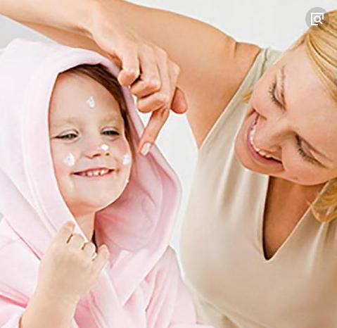 儿童冬季护肤品该怎样选?
