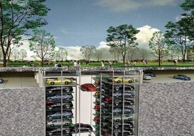 梅林一村拟在绿地下建停车场,业主心忧