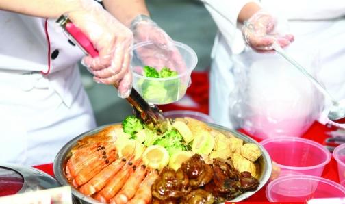 南山岁末欢乐季 邀你免费品尝巨型盆菜