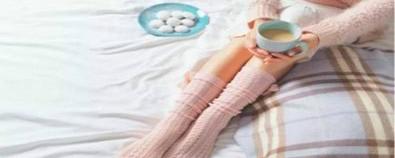 手脚冰凉小心是疾病前兆!7招让你暖起来