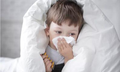 流感来势汹汹,孩子如何预防?