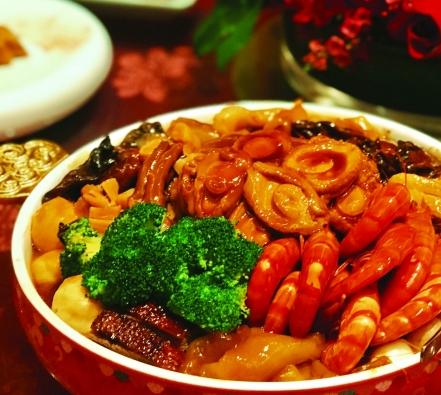 深圳最好吃的年夜饭在哪里?请收下这张清单