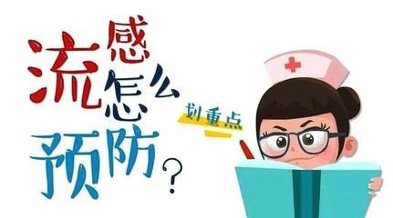 七招预防流感,健康过大年
