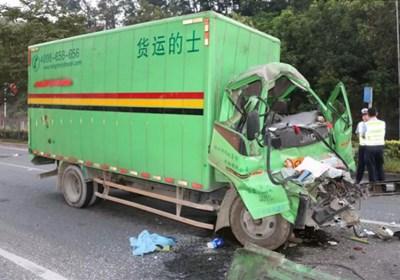 深圳货车追尾司机死亡,3名公司负责人被立案
