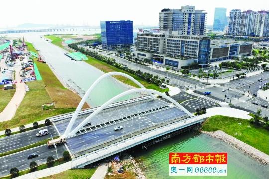 宝安机场码头至珠海九洲港航线今日开通