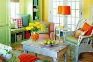 家居色彩学 调色板打造缤气氛家居生活