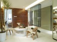 珠海锦园北欧风情样板房设计