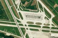 卫星俯瞰世界各大机场