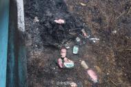 广西运钞车起火11箱钞票烧成灰 押运员称灭火器失效