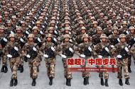 中国步兵历次国庆阅兵步兵集锦