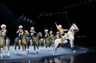 第二届国际马戏节珠海开幕 惠民演出将走进澳门